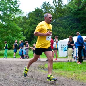 Castle Howard Trail Races - 2014